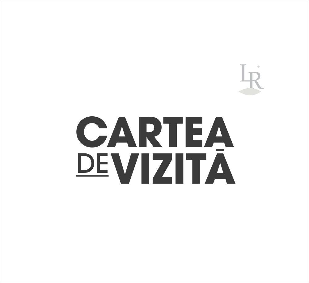 CARTE DE VIZITA